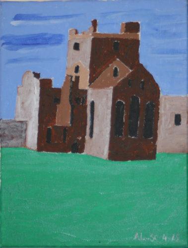 church by Alan Lesslie