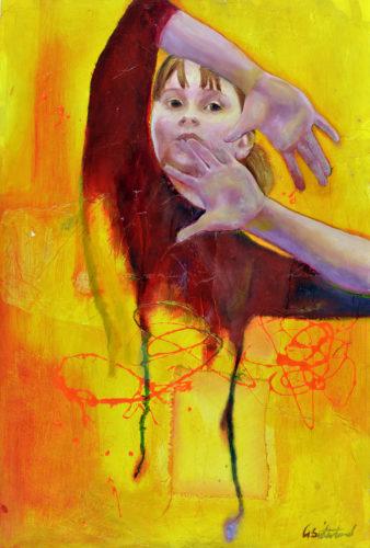 Dancer by Gillian Sutherland