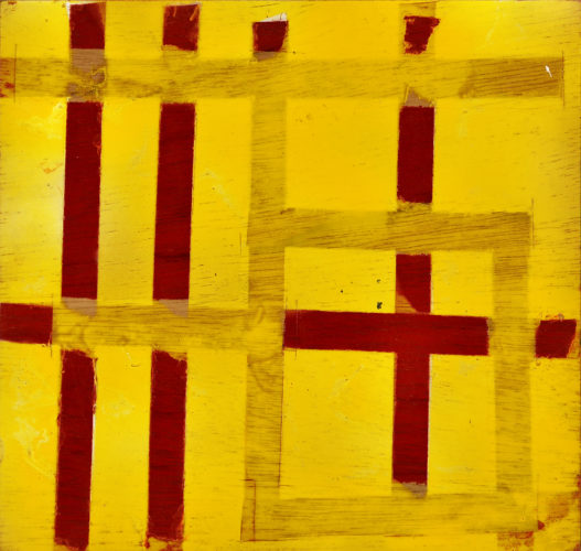 Abstract 2 by Mike Scallan