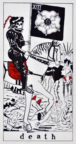 Death by Paul McDonald