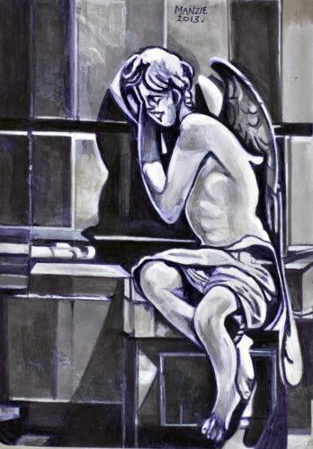 Angel by Lorraine McNeil