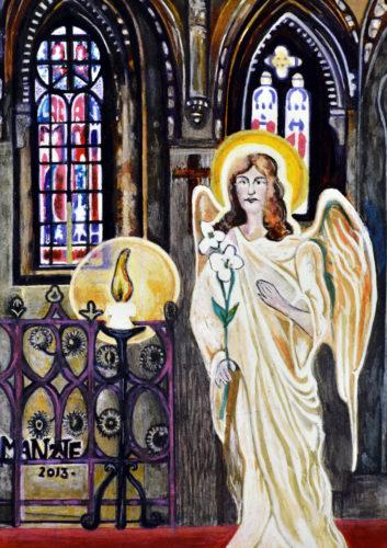 Angel 1 by Lorraine McNeil