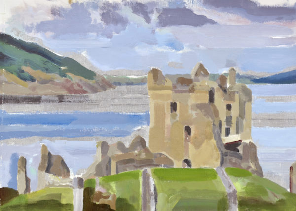 Castle Urquhart by Marcus Hall