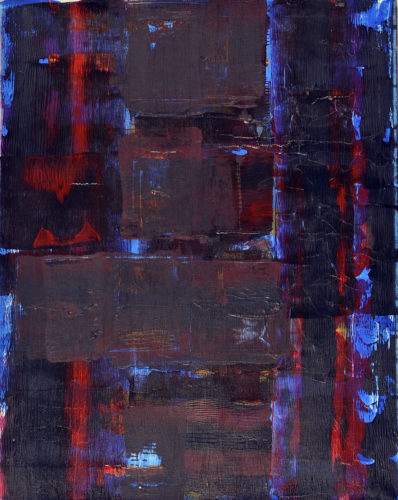 Abstract 6 by Paul Kiddie
