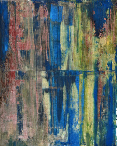 Abstract 7 by Paul Kiddie