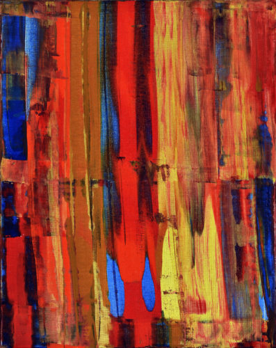 Abstract 8 by Paul Kiddie
