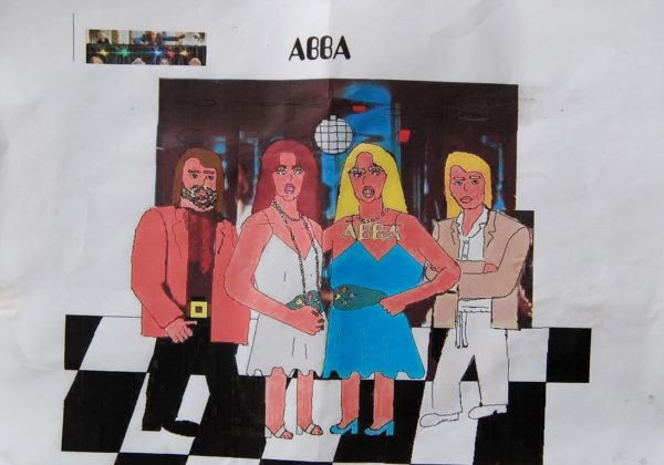 Self Portrait by ABBA