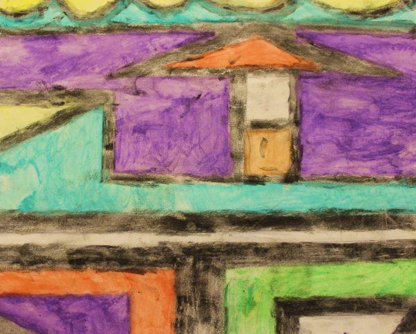 Lines by Ade Ariyo