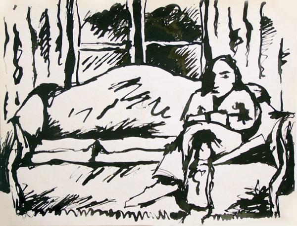 Alone by Mark Cawson