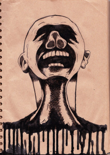 Scream by Joe Mcgwynn