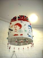 Jubilee Lampshade by Annette Vincent