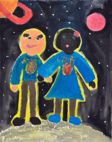 Kosmik by Rhona Hogan