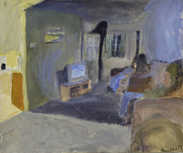 Living Room by David Ford