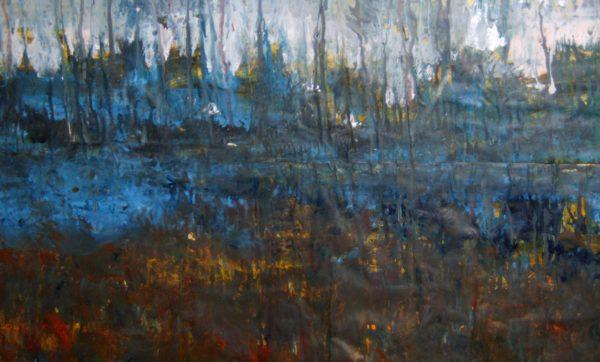 Autumn Landscape by marian stephenson