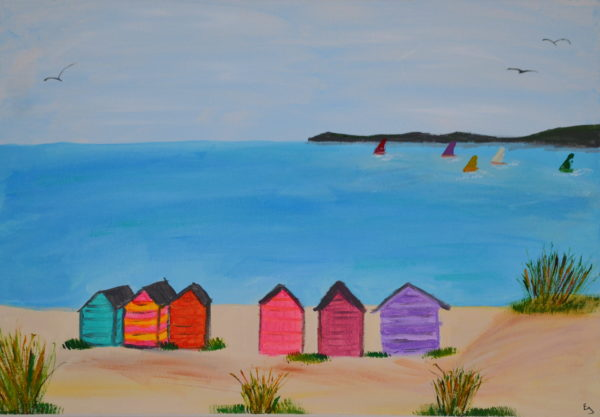 40639 || 5424 || Beach huts