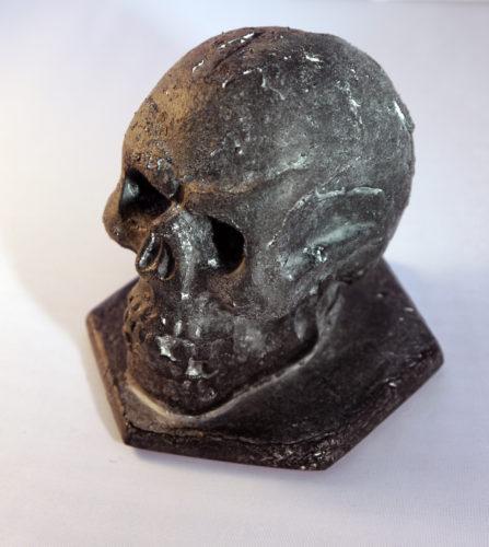 Black Skull by DEC