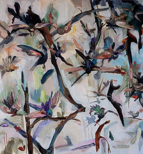 Blackdrop by Elizabeth Vicary