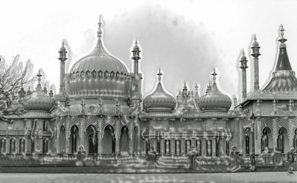 Brighton Pavilion Iced by Bailey Johnson