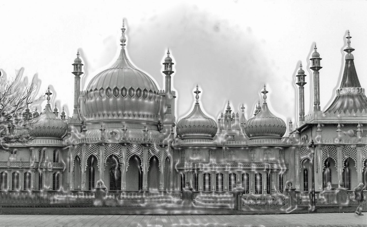 31103 || 4983 || Brighton Pavilion Iced
