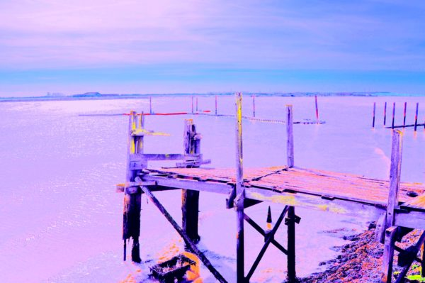 Burnham Jetty by Burnham Jetty