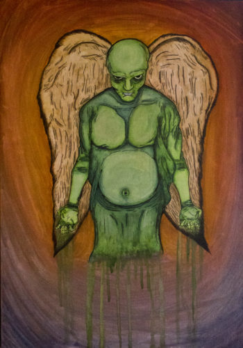 icarus by Joe Mcgwynn