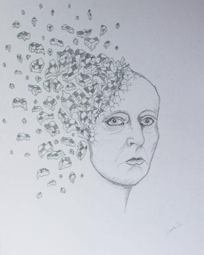 Broken 2 by Camille Ormston