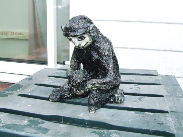 Chimpanzee by Frilled Lizard