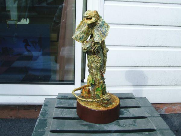Frilled Lizard by Frilled Lizard