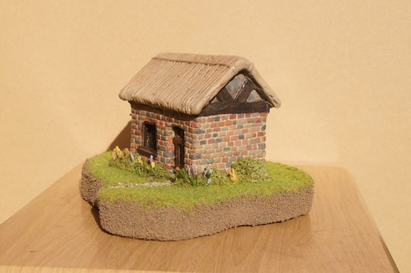 Cottage (different view) by Alan Reed