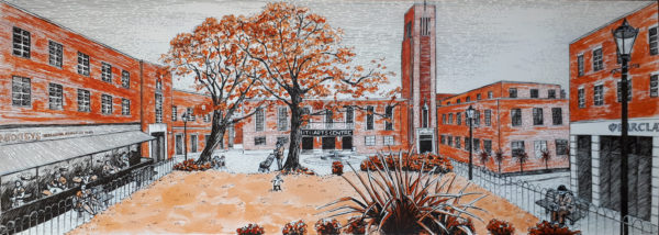 Crouch End Arts Centre by Niki Gibbs