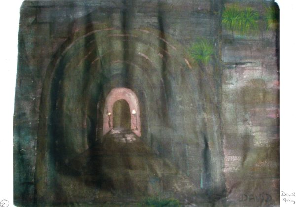 The Tunnel by David Gray