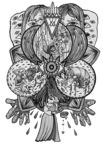 Debitum Naturae by marielouiseplum