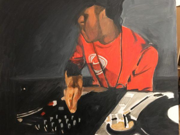 DJ EZ by Moina