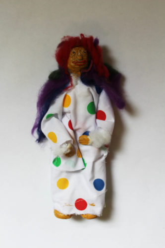 Clown by Janette Kilgour