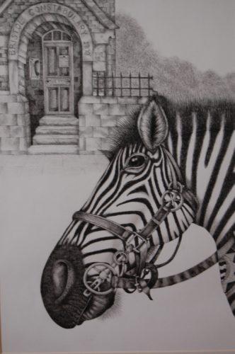 Zebra Crossing by S.J.Stunell