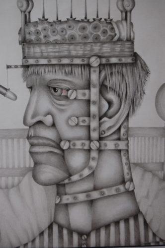 Headache by S.J.Stunell