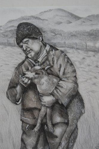 The Shepherd by S.J.Stunell