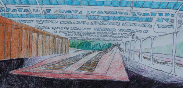 Old Line to Stranraer by Dougal Kilpatrick