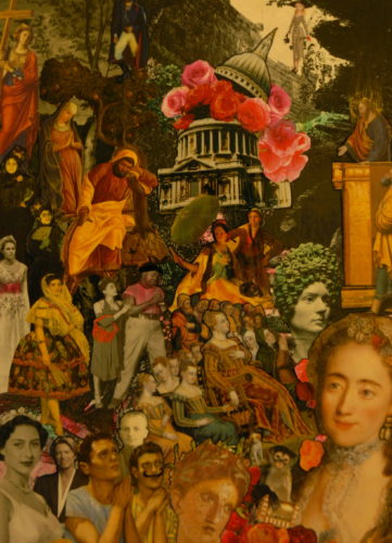 Sermon on the mount by Anna Bachène by Collectable Icons