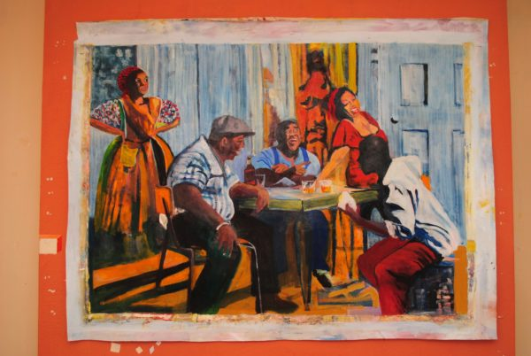 A Study for Porgy and Bess by Peter David Cassin