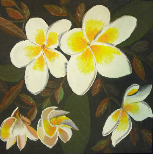 Summer flowers by Ivy Hazlewood