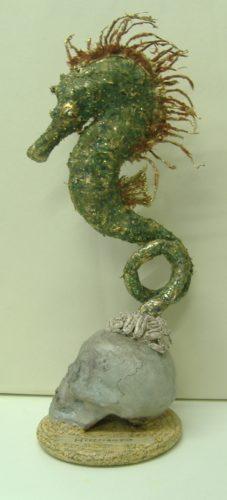 hippocampus by widow twanky