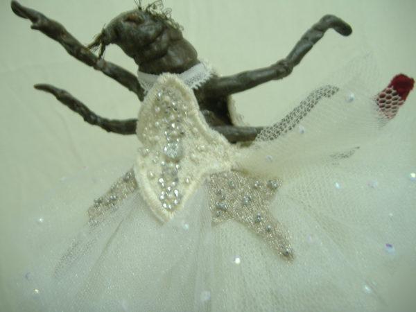 dancing flea by widow twanky