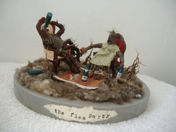 flea party by widow twanky
