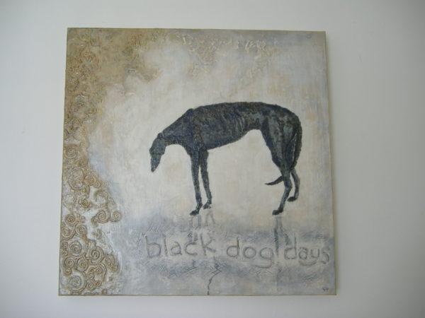 black dog days 2 by BREATHE
