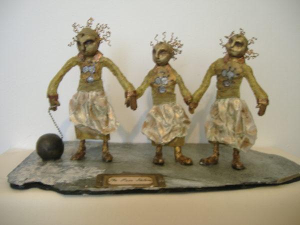 the pam sisters by widow twanky