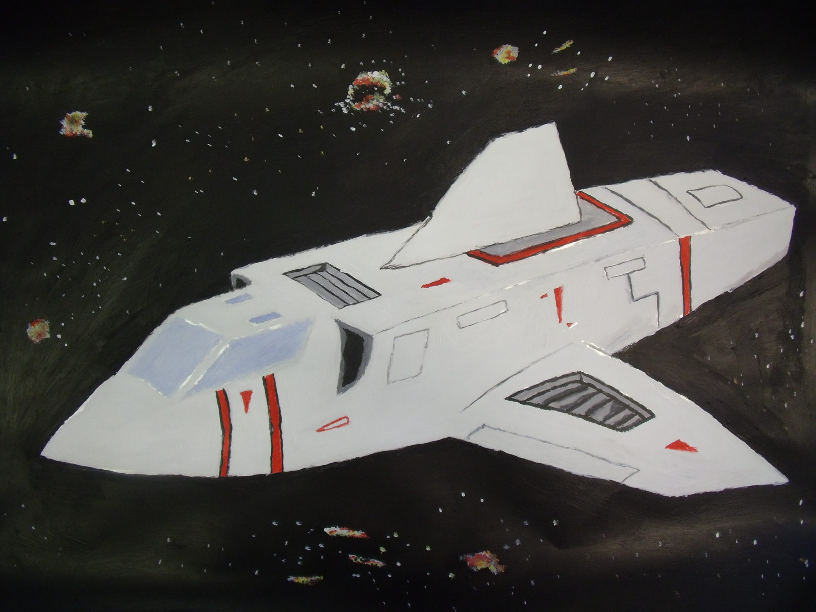 32516 || 3644 || Starfighter