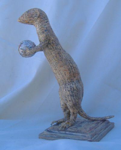 mr weasel by BREATHE