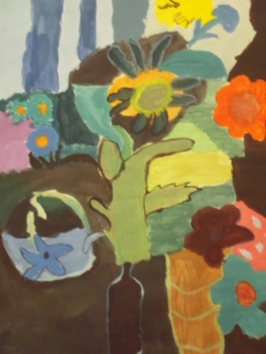 Still Life by Grace Tunnell
