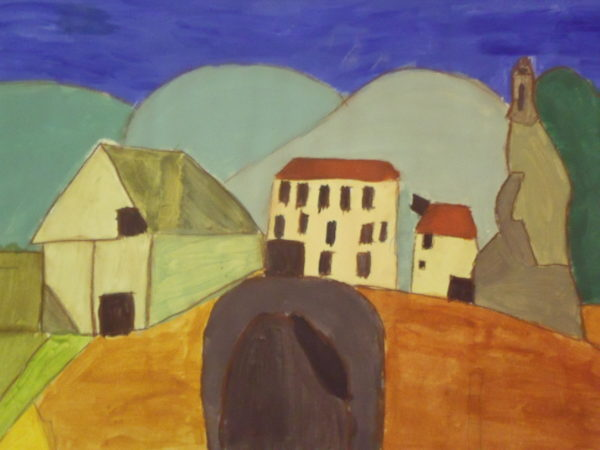 Village by Grace Tunnell